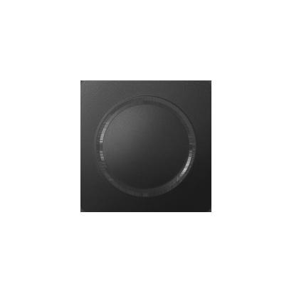 Abdeckung für Drehdimmer graphit matt Kontakt Simon 82 82034-38