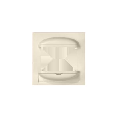 Abdeckung für Schalter mit Sensor 75343-39 beige matt Kontakt Simon 82 82060-31