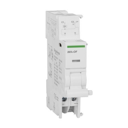 Arbeitsstromauslöser Acti9 mit Kontakt iMX+OF-230/400 1CO 100…415 VAC, 110…130 VDC