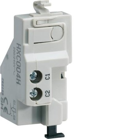 Arbeitsstromauslöser für Baugröße h1600 48V DC Hager HXF002H