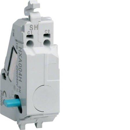 Arbeitsstromauslöser für x160-x250 48VDC Hager HXA002H