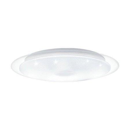 Aufputzlampe LANCIANO 1 Chrom LED 24W 1900lm 3000K-5000K 40cm 98323 EGLO
