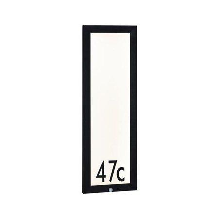 Außen-Panel BOARD 90/30 Sensor LED 19W 3000K IP44 - Anthrazit Paulmann PL94257