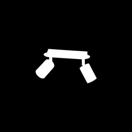 Deckenleuchte weiß JOKER 2xGU10 Milagro MLP899