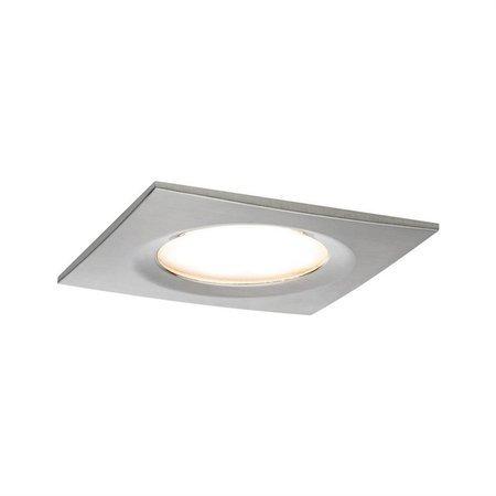 Einbauleuchte LED Premium EBL Coin Slim 1x6,8W 2700K Aluminium