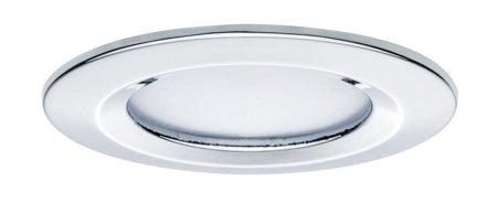 Einbauleuchte LED Set Premium EBL Coin Slim 3x6,8W 2700K 415lm Chrom