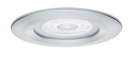 Einbauleuchte dimmbar LED Set Premium EBL Nova 3x7W GU10 Aluminium IP44