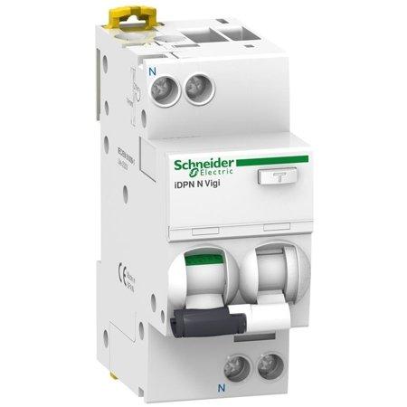 Fehlerstrom-Schutzschalter iDPNNVigi-C13-100-A C 13A 1N-polig 100 mA Typ Si