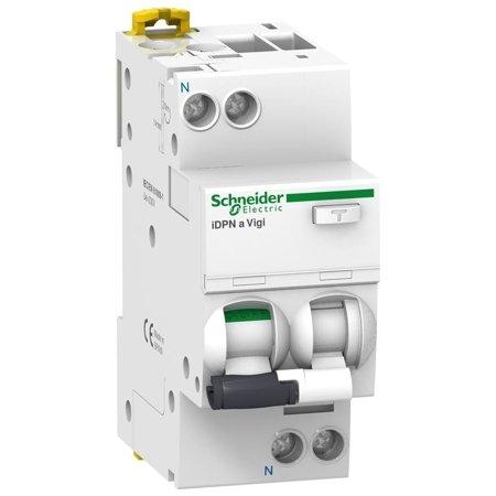 Fehlerstrom-Schutzschalter iDPNaVigi-C10-10-1N-AC C 10A 1N-polig 10 mA Typ A