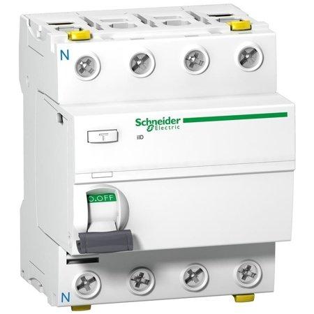 Fehlerstrom Schutzschalter iID-63-4-100-AC 63A 4-polig 100mA Typ AC