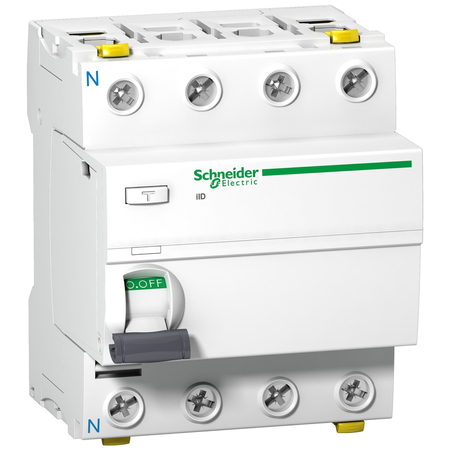 Fehlerstrom Schutzschalter iID-80-4-30-AC 80A 4-polig 30mA Typ AC