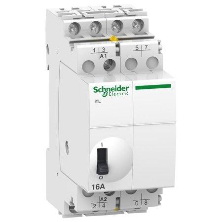 Fernschalter iTL-16-40-24 16A 4NO 24VAC/12VDC