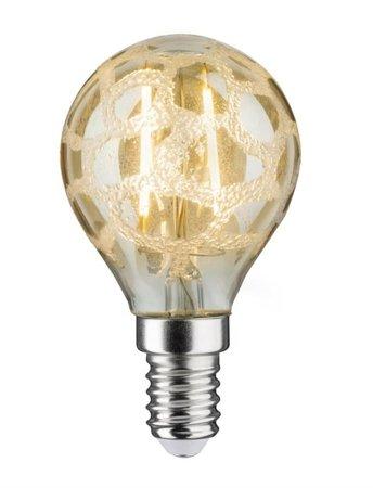 Glühbirne LED Kugel E27 2,5W Gold 2500K 220lm