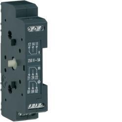Hilfskontakt, 3x Schalter Kontakt (HIC)