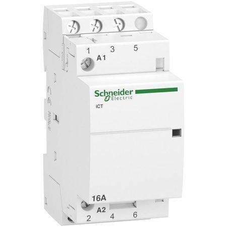 Installationsschütz iCT50-16-30-230 16A 3NO 50Hz 220/240 VAC