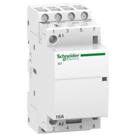 Installationsschütz iCT50-16-40-24 16A 4NO 50Hz 24 VAC