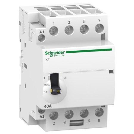 Installationsschütz iCT50r40-40-24 40A 4NO 50/60Hz 24 VAC