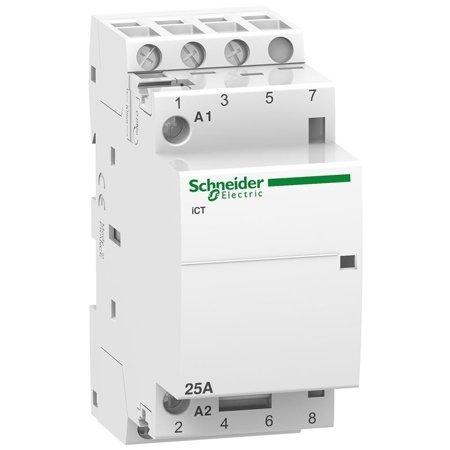 Installationsschütz iCT60-25-30-230 25A 3NO 60Hz 220/240 VAC