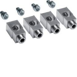 Klemmen für Baugröße h400/h630 4polig Alu/Kupfer 1x 95-240mm? Hager HYD006H