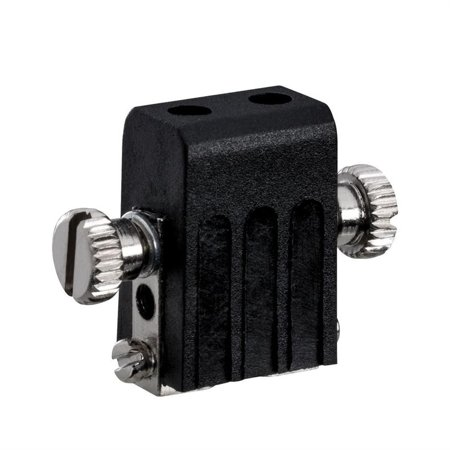 Lampenhalter GX5.3 Schwarz