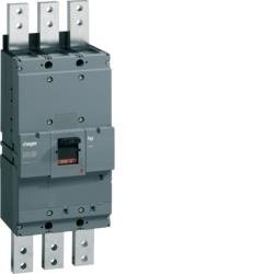 Lasttrennschalter Baugröße h1600 3polig 1600A Hager HCF990H