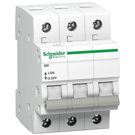 Lasttrennschalter - Isolierung SW-63-3 63A 3-polig