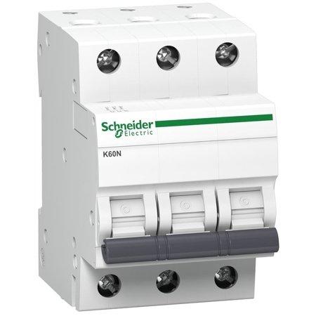 Leitungsschutzschalter K60N-C6-3 C 6A 3-polig