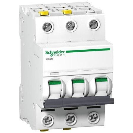Leitungsschutzschalter iC60H-C0,5-3 C 0,5A 3-polig