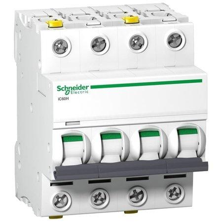 Leitungsschutzschalter iC60H-C2-4 C 2A 4-polig