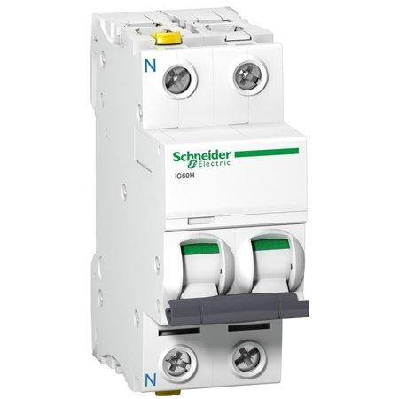Leitungsschutzschalter iC60H-C40-2 C 40A 2- P+E