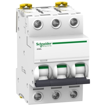 Leitungsschutzschalter iC60L-C25-3 C 25A 3-polig