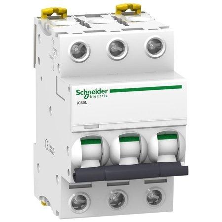 Leitungsschutzschalter iC60L-K1,6-3 C 1,6A 3-polig