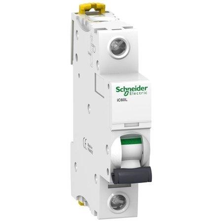 Leitungsschutzschalter iC60L-K63-1 C 63A 1-polig