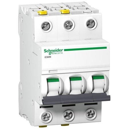 Leitungsschutzschalter iC60N-C2-3 C 2A 3-polig