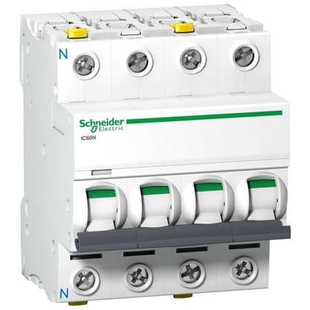 Leitungsschutzschalter iC60N-C40-3N C 40A 3N-polig