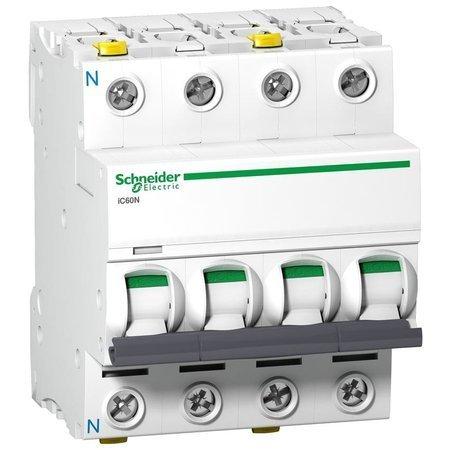 Leitungsschutzschalter iC60N-C50-3N C 50A 3N-polig