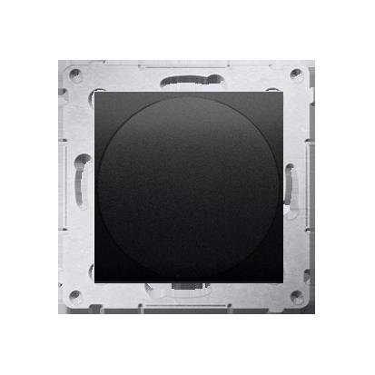 Lichtsignal grün LED (Modul) Gehäuse anthrazit matt Simon 54 Premium Kontakt Simon DSS3.01/48