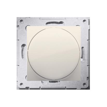 Lichtsignal grün LED (Modul) Gehäuse cremeweiß matt Simon 54 Premium Kontakt Simon DSS3.01/41