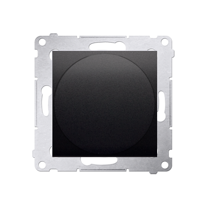 Lichtsignal weiß LED (Modul) Gehäuse anthrazit matt Simon 54 Premium Kontakt Simon DSS1.01/48