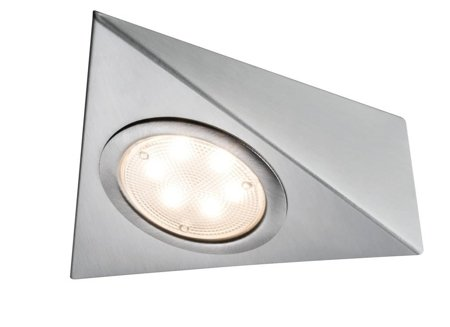 Möbel Aufbauleuchte Dreieck ABL LED PIR 3x2,8W 2700K 170lm