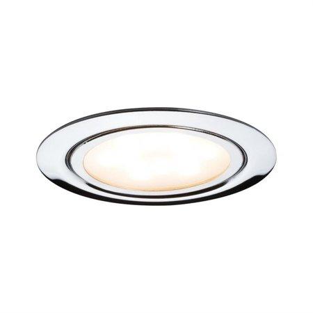 Möbel Aufbauleuchte LED 3x4,5W 2700K 305lm Chrom