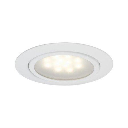 Möbel Aufbauleuchte - Set LED 3x1W 2700K 34lm Weiß