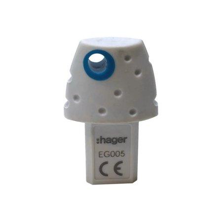 Programmierschlüssel für CRONOTEC Schaltuhren Hager EE005