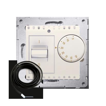 Raumtemperatur- Regler mit Innensensor (Modul) inkl. Außensensor cremeweiß DRT10Z.02/41