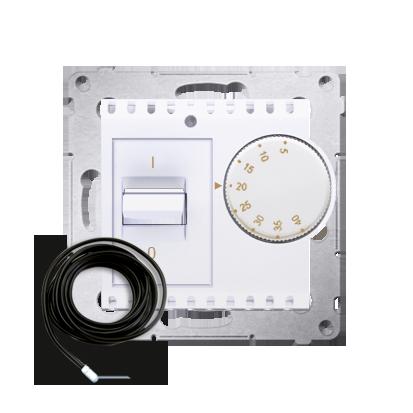 Raumtemperatur- Regler mit Innensensor (Modul) inkl. Außensensor weiß DRT10Z.02/11
