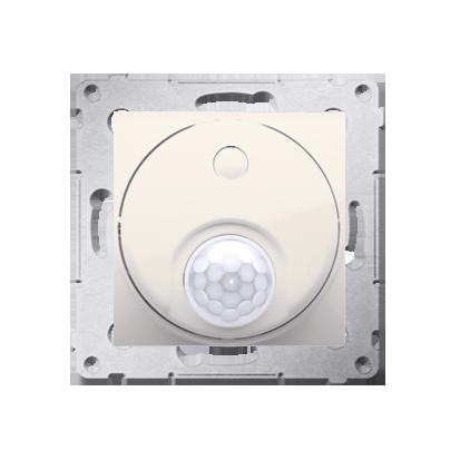 Relais- Schalter (Modul) mit Bewegungssensor 20-500W cremeweiß matt DCR10P.01/41