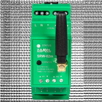Rolladensteuerung Wi-Fi Modular 2 - Rollläden SRW-02m Supla Zamel