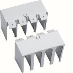 Rückseitige Anschlussabdeckung h250 4P HYC026H Hager