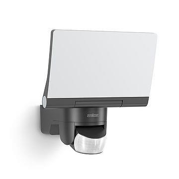 Scheinwerfer XLED home 2 mit Sensor 14,8W 3000K 1184lm anthrazit IP44 Steinel