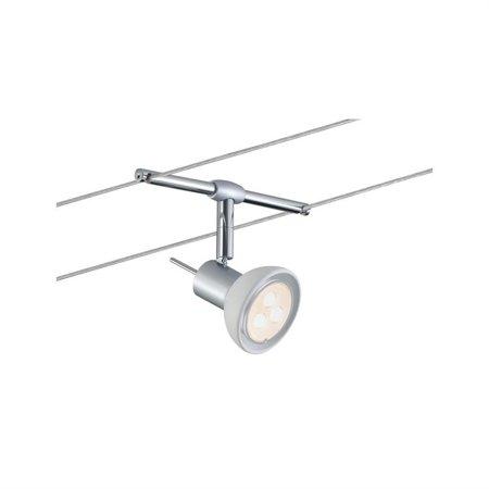 Seilsystem LED Sheela 6x4W Chrom matt 12V